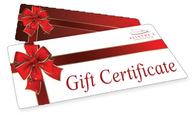 Gift certificates 25 50 75 or 100 options negle Choice Image